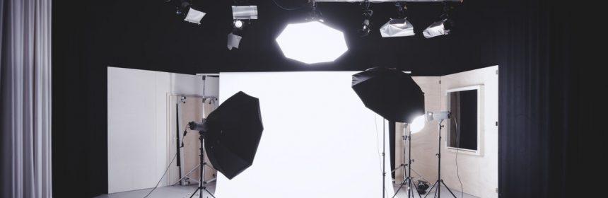 photography setup