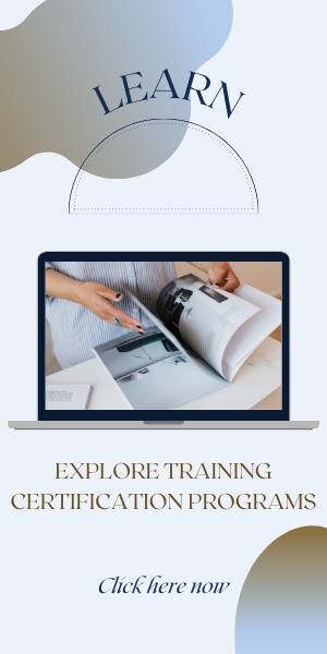 Training Certification Programs